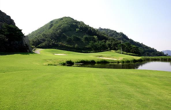 해운대 골프장 이미지