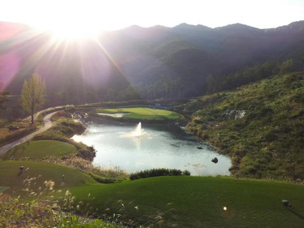 파가니카 골프장 이미지